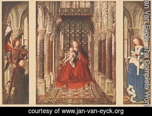 Jan Van Eyck - Full View