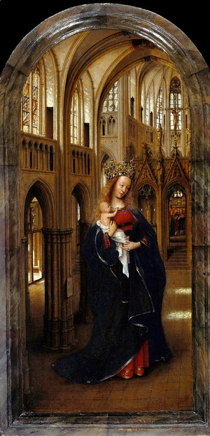 Madonna in the Church c. 1425