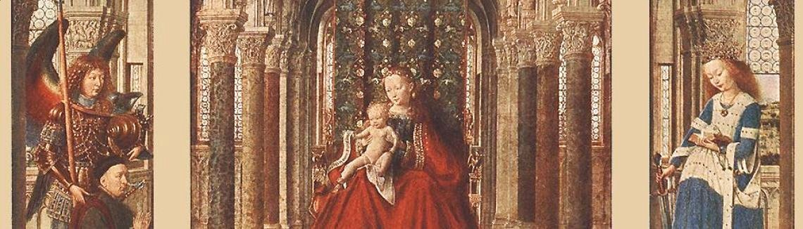Jan Van Eyck - Small Triptych c. 1437